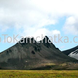 Kamchatka. The Camel Mountain