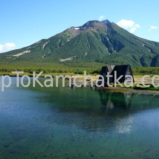 Kamchatka. Khodutinskiye Hot Springs. Tours to Kamchatka