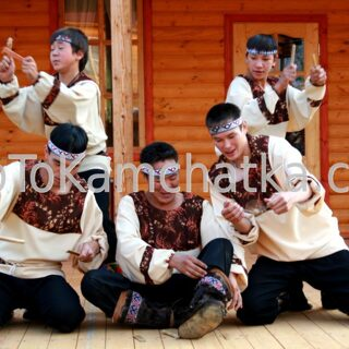 Kamchatka. Even. Ethnic concert Exclusive tours to Kamchatka