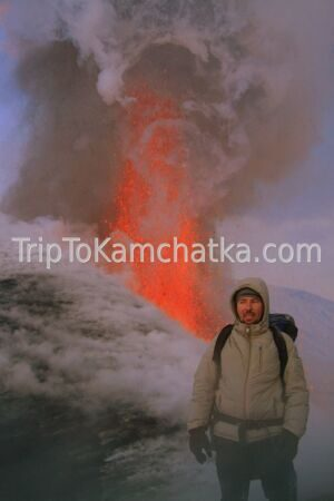 Kamchatka. Near the Eruption of the Plosky Tolbachik volcano 2012. Tours to the Tolbachik volcano (2)