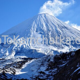 Kamchatka. Klyuchevskoy Nature Park. Tours to the Kluchevskoy volcano